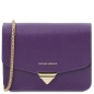 Preview: Tuscany Leather Clutch purple