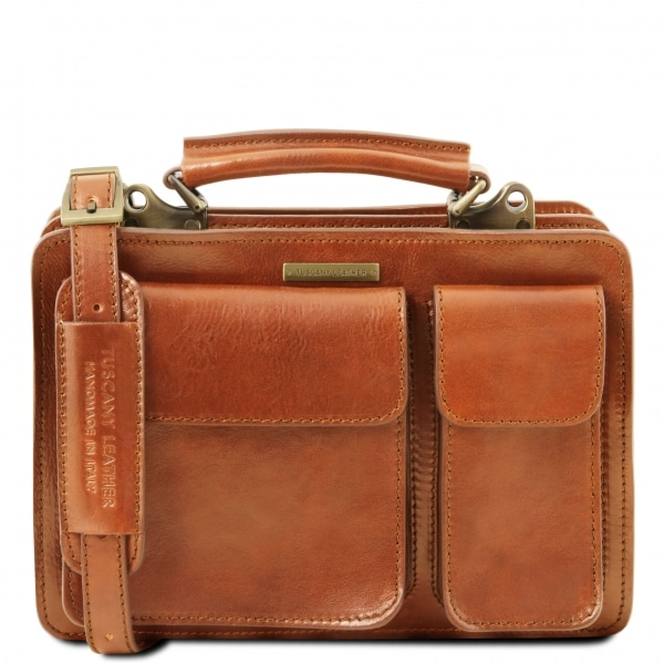 Tuscany Leather Handtasche Tania Honig